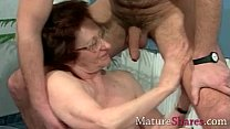 Nonne orgia porno